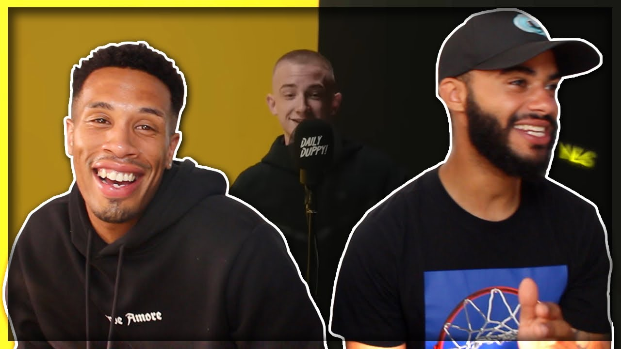 THE KID IS WAVEY! ArrDee - Daily Duppy   GRM Daily - REACTION!