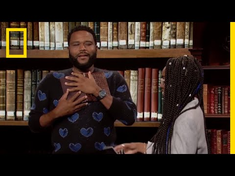 Marsai Martin Reads Anthony Anderson's Mind | Brain Games