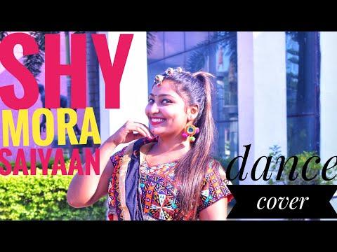 Shy Mora saiyaan | dance cover | meetbros ft.Monali Thakur | manjul Khattar | Navratri special
