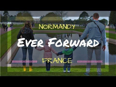 Worldschooling Kids - WWII History in Normandy France