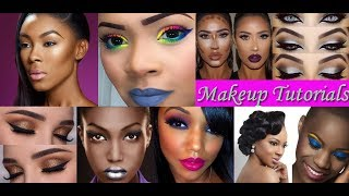 20 DIY Makeup Tutorials Step by Step   2018 Trendy Makeup for Beginners