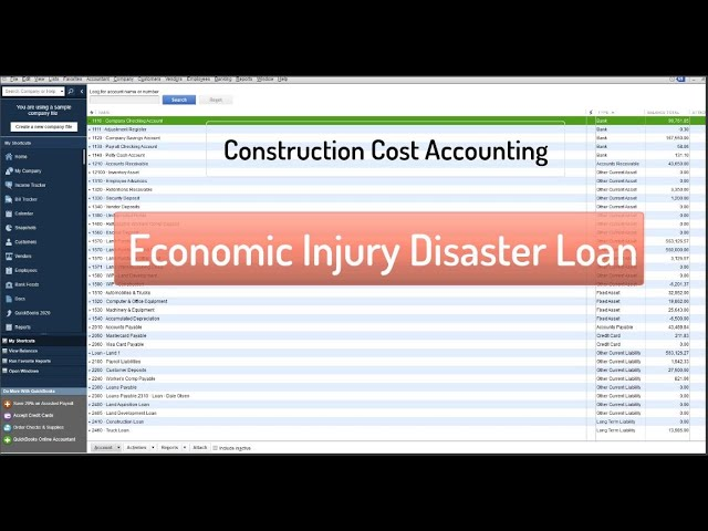 How to apply Economic Injury Disaster Loan
