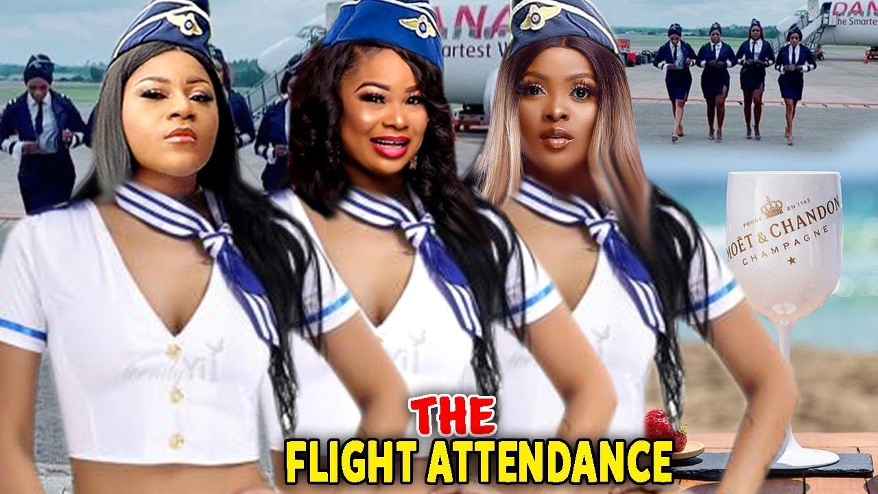 Download The Flight Attendant - COMPLETE NEW MOVIE'' Destiny Etiko 2021 Latest Nigerian Movie