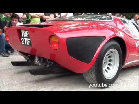 Villa d'Este 2011 - Alfa Romeo 33 Stradale