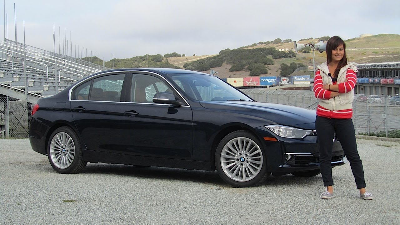 BMW I And I Series Sedan Test Drive Car Review - 2012 bmw 335i sedan