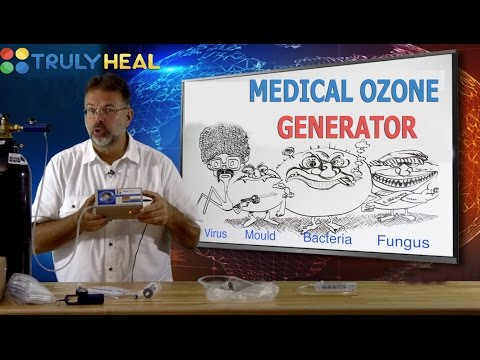 How To Use a Medical Ozone Generator for O3 Insufflation