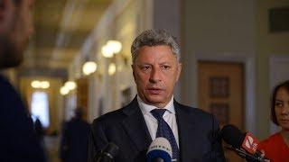 Юрий Бойко: требуем восстановить справедливость в вопросе пенсий военных пенсионеров