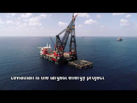 Leviathan Delivers First Gas