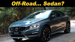 2016 Volvo S60 Cross Country Review and Road Test - DETAILED in 4K