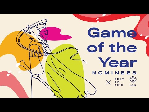 IGN's 2019 Game Of The Year Nominees