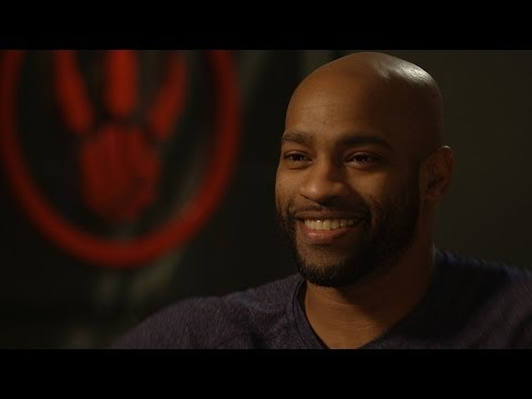 Open Gym, Presented by BlackBerry: Vince Carter