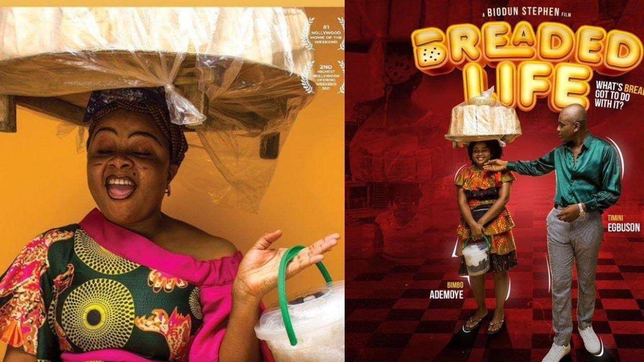 Download BREADED LIFE FULL MOVIE- LATEEF ADEDIMEJI, BIMBO ADEMOYE|REVIEW