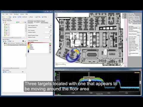 CRFS Software: In-building POA Geolocation