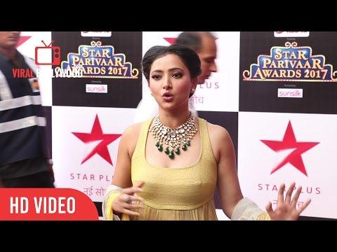 Shweta Basu Prasad At Star Parivaar Awards 2017 | Viralbollywood