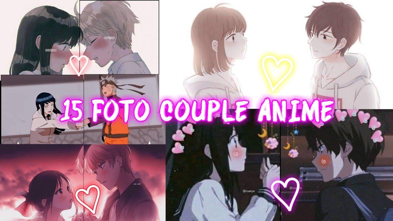 15 Foto Profil Anime Couple Pp Wa Link Mediafire Part 2 Youtube
