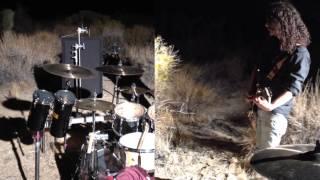 """WARBRINGER - Behind the scenes of """"Black Sun, Black Moon"""" video clip shooting"""