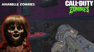 ANABELLE CUSTOM ZOMBIES DE TERROR? CASA DE LAS MUÑECAS   Black Ops 3 Custom Zombies Gameplay