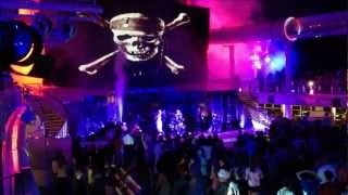 Pirate Party Thriller Aboard the Disney Dream
