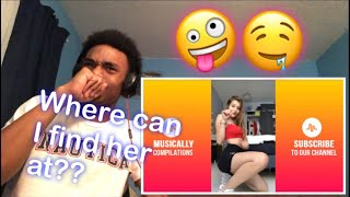 *New* Lea Elui Best Musically Compilations Reaction Video