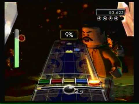 Lego Rock Band: Queen - I Want It All (flv)