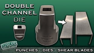 Double Channel Die