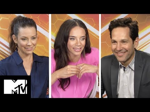 How Well Do The Ant-Man And The Wasp Cast Know Each Other?   MTV Movies