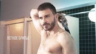 Рекламный ролик Мультитриммер Panasonic ER GY60 для бороды и ухода за телом ER GY60
