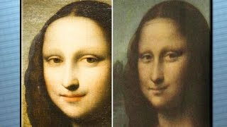 Da Vinci s Other Mona Lisa on display