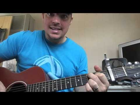 Livin' on Love | Alan Jackson | Beginner Guitar Lesson