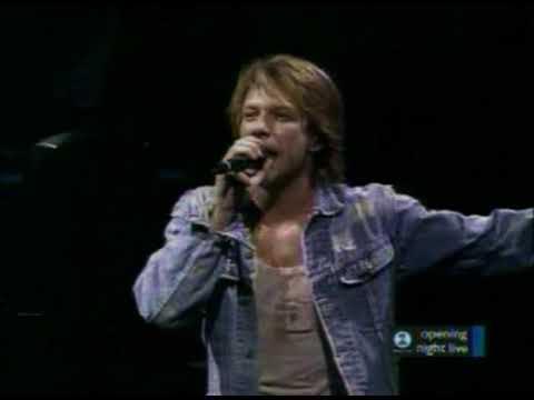 Bon Jovi - It's My Life (Phoenix 2001)