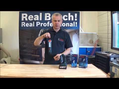 Видео обзор: Фонарь BOSCH GLI 18V-300 Solo без АКБ и ЗУ