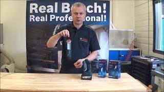 Новинки Bosch 2017. Аккумуляторные фонари GLI 12V-300 и GLI 18V-300