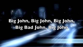 Big Bad John-Jimmy Dean