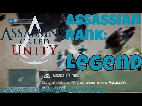 Assassin's Creed Unity Becoming A LEGEND   Legend 31 Assassin's RANK