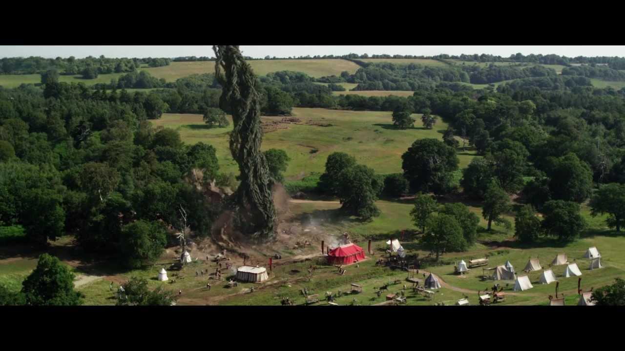 Jack el caza gigantes una aventura gigante hd youtube for Cama gigantes