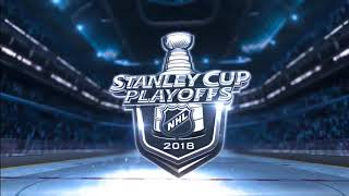 2018 NHL STANLEY CUP PLAYOFFS NEW 2018 NHL on NBC Intro WESTERN CONFERENCE FINAL !