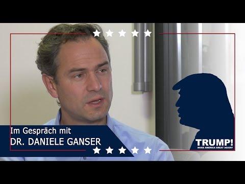 TRUMP!  - Im Gespräch mit Dr. Daniele Ganser