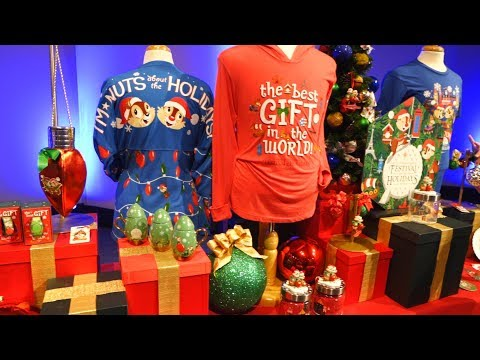 First Look At EPCOT's International Festival Of The Holidays! | Disney World Christmas, Food & Merch