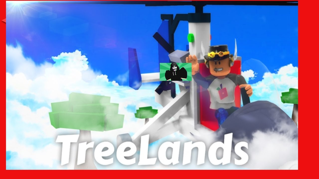 Catching A Hacker In Roblox Treelands Youtube