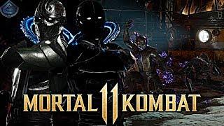 Mortal Kombat 11 Online - UPGRADED NOOB SAIBOT SPECIAL MOVE! / Видео