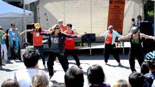 Pulse Perform at Calgary Lilac Festival - 4