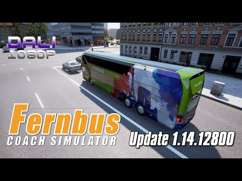 Fernbus Coach Simulator - Anniversary Repaint Package | France Repaint