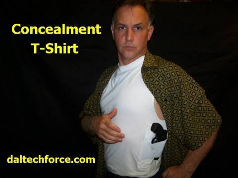 Concealment T-shirt Holster Review