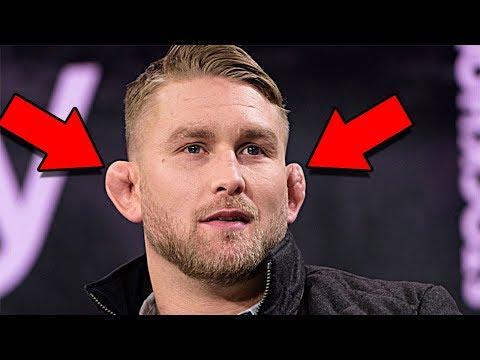 Почему у борцов такие уши?
