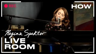 "Regina Spektor - ""How"" captured in The Live Room"