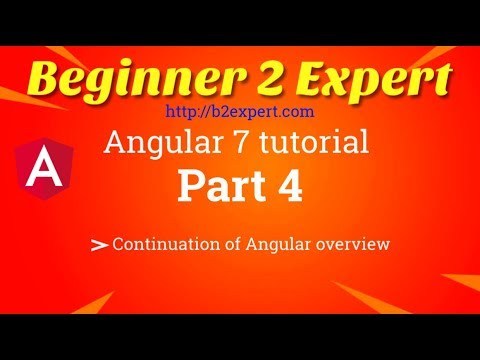 Angular Overview   Polyfills   ES6   Ecma Script   Angular 7 thumbnail