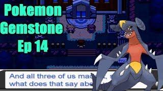 Pokemon Edelstein-Ep 14 Victory Road Habe Ich Ankunft Bei Der Pokemon Liga Ich