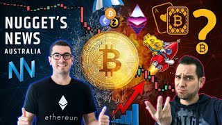 What's Happening with Crypto?!? Nugget's News LIVE Stream | Community Crypto Chat 🚀$BTC $XRP $ETH
