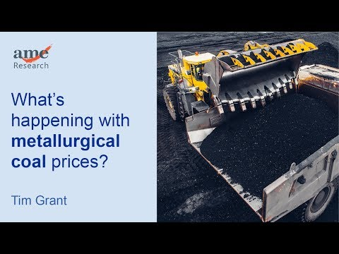 What's Happening With Metallurgical Coal Prices?