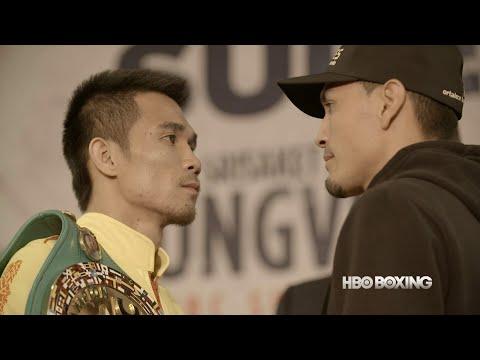 Sor Rungvisai vs. Estrada Press Conference Recap (HBO Boxing News)
